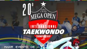 Santa Catarina recebe 20º Mega Open International Taekwondo Championship
