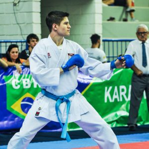 Brasileiro brilha no Karate Combate, maior evento de Full Contact do mundo